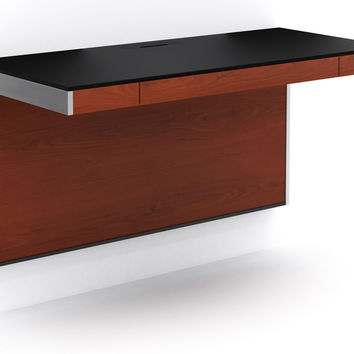 Sequel 6004 Wall-mounted Desk