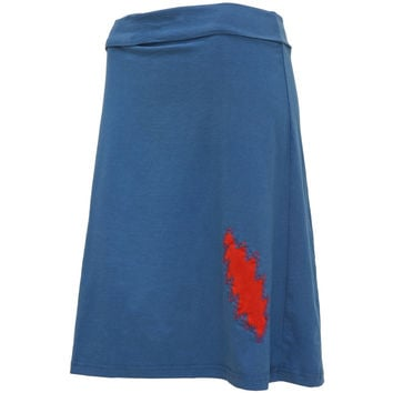 Grateful Dead - Lightning Bolt Short Skirt