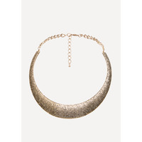 OMBRE COLLAR NECKLACE