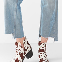 Jeffrey Campbell Cromwell Cutout Ankle Boot | Urban Outfitters