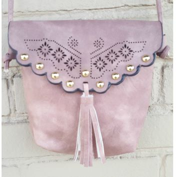 Rose Mini Crossbody Bag