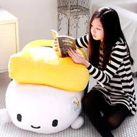 "Sushi 28"" EGG Super Size Plush Throw Pillow Cushion Doll Toy Bedding Cute Kawaii"