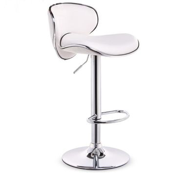 Adjust Height Swivel Bar Stool Dining Chair