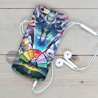 Art Work Undertale Rainbow Character  iPhone Case Cover Series