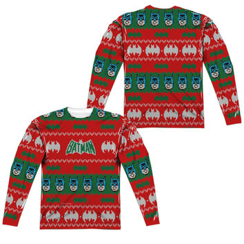 Batman Holiday Sweater