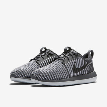 The Nike Roshe Two Flyknit Women's Shoe.