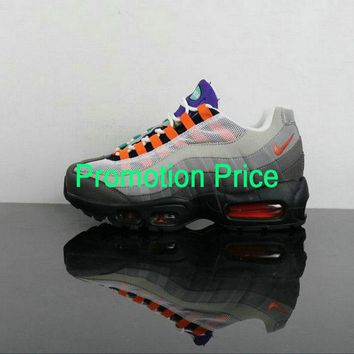Purchase Mens Nike Air Max 95 Spring Summer 2018 Colorful sneaker