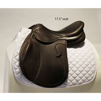 Slightly Used Dover Saddlery Circuit Premier Victory RTF Saddle