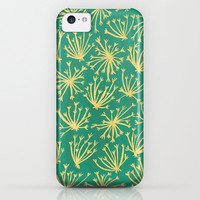 Queen Anne's Lace #3 iPhone & iPod Case by Cat Coquillette