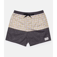 Rhythm Tangier Jam Trunks Black