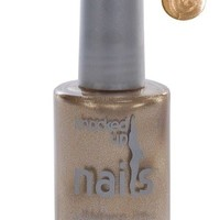 Maternity Safe Nail Polish – Nail for Pregnancy – Gold Shimmer : Knocked Up Nails