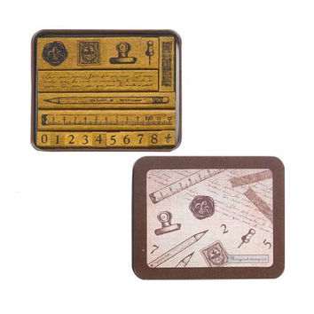 Kodomo No Kao Margaret STATIONERY rubber stamp