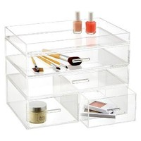 Luxe Acrylic Modular System | The Container Store