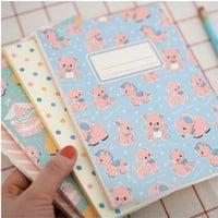 Vintage Pattern Notebook