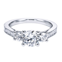 Isabella Engagement Ring Steven Singer Jewelers
