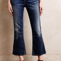 Pilcro Stet Cropped Flare Jeans Fisher