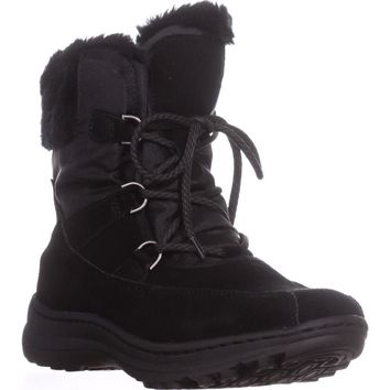 BareTraps Aero Cold-Weather Boots, Black, 7 US