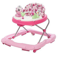 Disney Baby Music and Lights Walker Baby Learning Toddler Bouncer Toy Minnie