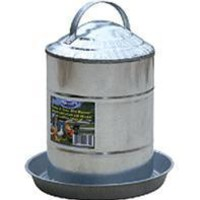Millside Industries - Galvanized Poultry Fountain