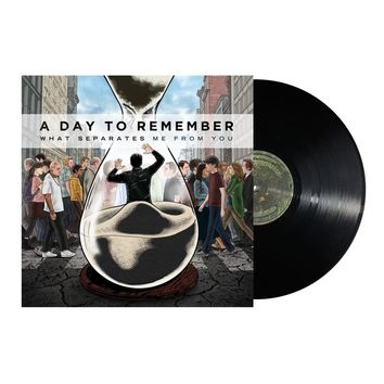 A Day To Remember - What Separates Me From You Vinyl