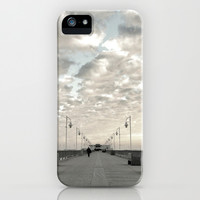 Pier Break iPhone & iPod Case by RichCaspian