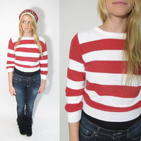 Where's Waldo's Sweater. Oh. There it is.