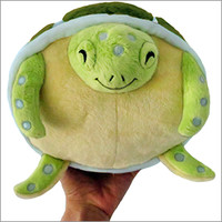 Mini Squishable Sea Turtle: An Adorable Fuzzy Plush to Snurfle and Squeeze!
