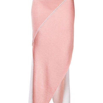Rosetta Getty Asymmetric Pinwheel Skirt - Farfetch