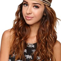 With Love From CA Festival Hair Wrap Pack - Womens Jewelry - Multi - One