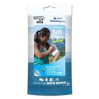 Adventure Medical Adventure Bath Wipes - Travel Size