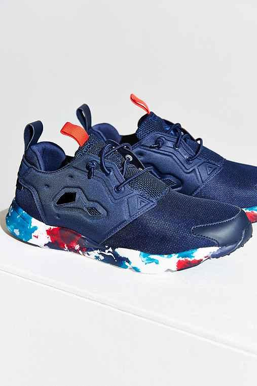 Reebok FuryLite Painted Sole Running from Urban Outfitters b0abd7f207