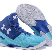 Men's Under Armour Stephen Curry 2 Father To Son Basketball Shoes