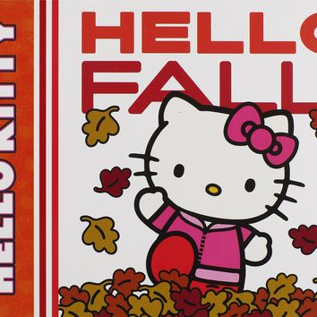 Hello Kitty, Hello Fall! (Hello Kitty)