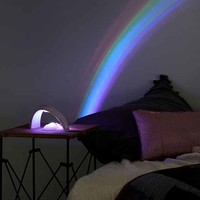 Rainbow In My Room- White One