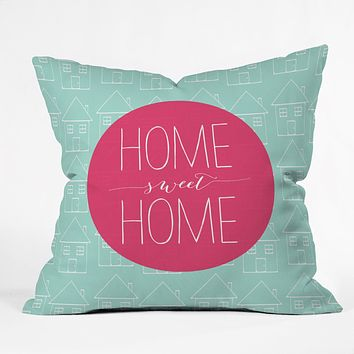 Allyson Johnson Home Life Throw Pillow