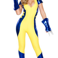 Sexy Claw Mutant Costume