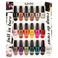 FALL IN LOVE NAIL ART COLLECTION | NYX Cosmetics