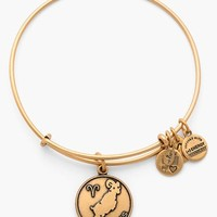 Women's Alex and Ani 'Aries' Adjustable Wire Bangle