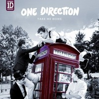 One Direction - Take Me Home Deluxe – with 5 bonus tracks – Only at Target