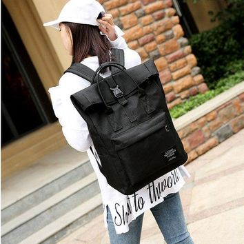 University College Backpack 2017 Women  New Fashion Waterproof Nylon Casual  School Back Tote Bag For Teenagers Girls Travel sAT_63_4
