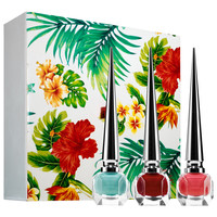 Sephora: Christian Louboutin : HAWAII KAWAI COLLECTION I : nail-polish-sets-kits