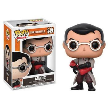 Team Fortress 2 Medic Pop! Vinyl Figure #249