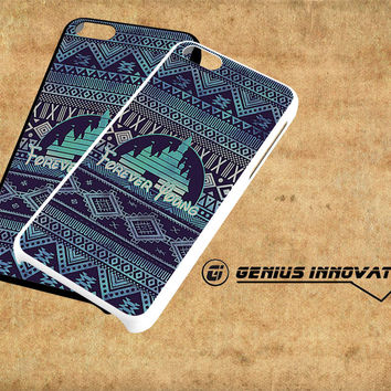 Forever Young Disney Aztec Pattern Samsung Galaxy S3 S4 S5 Note 3 , iPhone 4(S) 5(S) 5c 6 Plus , iPod 4 5 case
