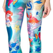 Under the sea leggings size medium