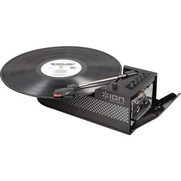 Ion Audio - Duo Deck Digital Conversion Turntable