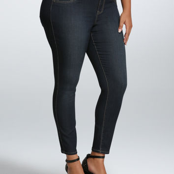 Torrid Jegging - Dark Wash (Extra Tall)