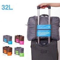Travel Luggage Bag Big Size Folding Carry-on Duffle bag Foldable Travel Bag
