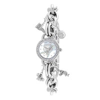 New Mexico Lobos NCAA Women's Charm Series Watch