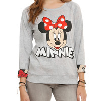 Disney Minnie Reversible Pullover Top