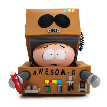 South Park A.W.E.S.O.M.-O Medium Figure